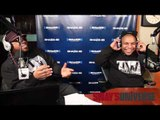 Naughty by Nature's Vinny Details Rap Battles & Relationship W/ Treach on Sway in the Morning