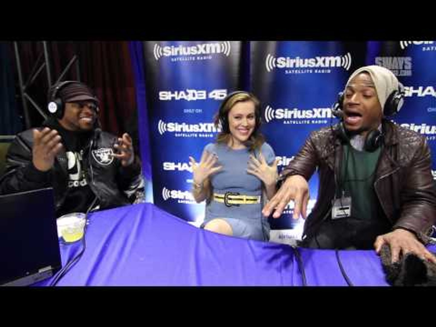 Alyssa Milano and Marlon Wayans Discuss Sports, A Haunted House 2 &  Celebrity Wire