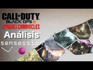 Zombies Chronicles (COD BO III DLC) Análisis Sensession