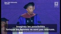 Le message fort et optimiste de Pharrell Williams sur l'égalité hommes/femmes