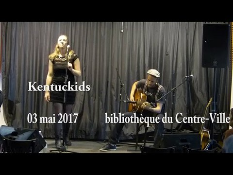 """kentuckids"" showcase 03/05/17 @ CEVI"