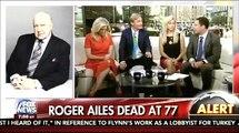 Une présentatrice de Fox News fond en larmes en apprenant en direct la mort du créateur de la chaîne