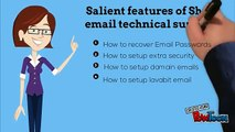 I-855-662-4436 How to setup extra security  for shaw email-shaw email support service