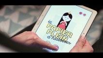TBWA\Paris pour Castorama - «Le papier plein d'histoires» - mai 2017