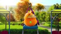 Солнечные Зайчики – мультфильм для самых маленьких - Большой теннис - мультики про спорт - 3D