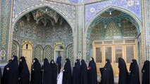 Long Queues As Iranians Start Voting In Presidential Election
