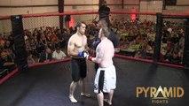 MMA : Fowler met KO son adversaire