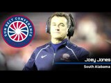 Sun Belt Football Media Teleconference - South Alabama Head Coach Joey Jones