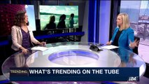 TRENDING | What's trending on the tube | Friday, May 19th 2017