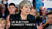 Election 2017: The funniest tweets so far