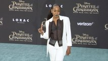 "Tichina Arnold ""Pirates of the Caribbean Dead Men Tell No Tales"" US Premiere"