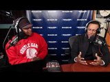 Hill Harper Talks Metaphorical Prisons & Why You Should Care About Criminals on Sway in the Morning