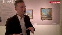 Quimper. Les paysages d'Odilon Redon au musée des beaux-arts