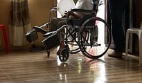 Personas con discapacidad piden ayuda para nuevas sillas de ruedas
