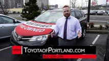 Certified Pre-Owned Portland OR | Certified Toyota Vehicles Portland OR