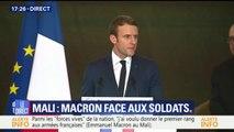 """Emmanuel Macron sera """"pour nos armées, un chef exigeant, lucide, toujours présent"""""""
