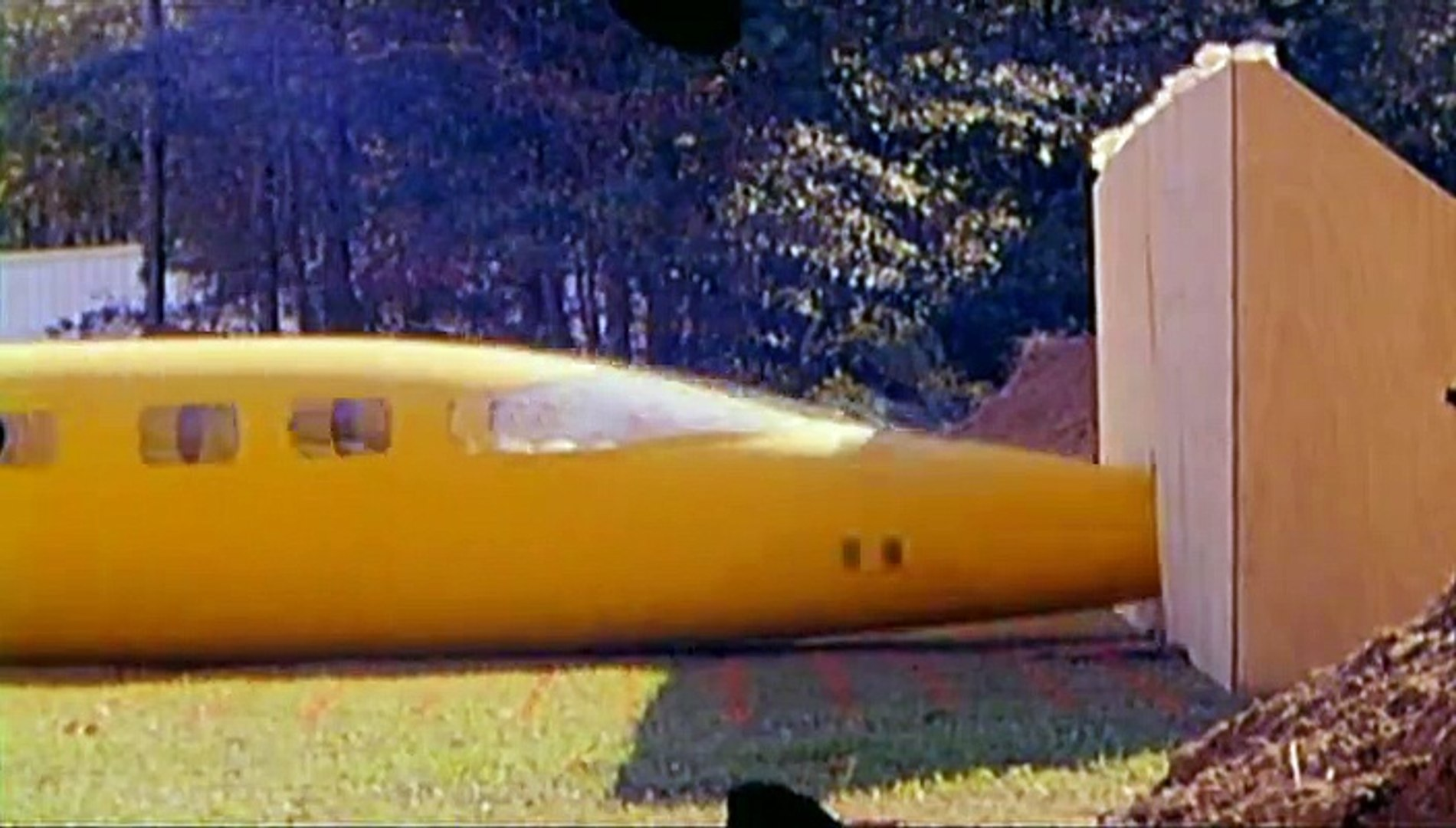 Air crash Investigation Singapore Airlines 006 (SQ006/SIA006)
