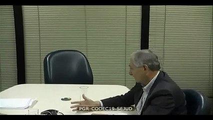 Depoimento de Florisvaldo Caetano de Oliveira - PET 7003 - Termo 1