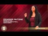 Women's Basketball Championship Media Teleconference: Texas State Head Coach Zenarae Antoine