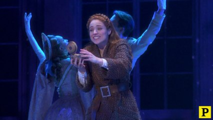 """Christy Altomare Performs """"Once Upon a December"""" in Anastasia"""