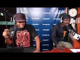 Junior Reid Freestyles on Sway in the Morning