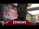 Evander Holyfield Reflects On The Moment Mike Tyson Bit His Ear Full Vid