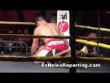 Vince Neil of motley crue big boxing fan - EsNews Boxing