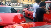 Ferrari Event - 2x Challenge Stradale, 360 Modena, F355 and More!