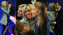 Brigitte Macron appears to be the victim of sexist attacks. In anger, her daughter Tiphaine confides