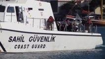 Izmir Çeşme'de 187 Kaçak Göçmen Yakalandı