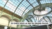 Taste of Paris : le festival des grands chefs au Grand Palais - France