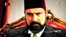 Payitaht Abdülhamid 13.Bölüm Fragmanı