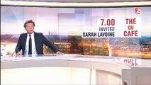 """Laurent Delahousse adresse un message à son """"compagnon de route"""" David Pujadas"""