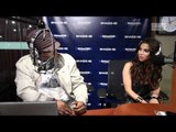 Roselyn Sanchez Teaches Sway How to Dance to Reggaeton on Sway in the Morning