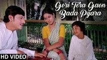 Gori Tera Gaon Bada Pyara (HD) | Chitchor Songs | K. J. Yesudas Hindi Songs | Old Hindi Songs