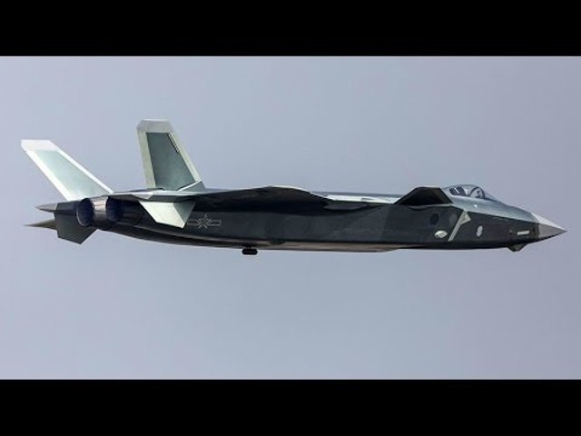 J-20 debut: China unveils highly anticipated stealth fighter in fly over at air show | Godialy.com