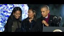 Sasha, la fille cadette de Barack Obama