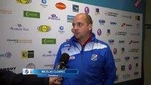 Interview Nicolas Cloarec entraîneur de Concarneau.