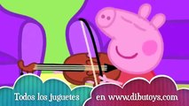Peppa Pig en Español   Capítulo 'Instrumentos Musicales'