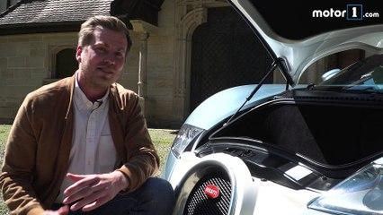 10 anecdotes sur la Bugatti Veyron !
