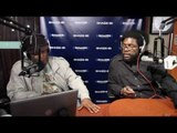 """Questlove says Jimmy Fallon is a Hip-Hop Head and Heather B Recites """"7 DJs"""" on Sway in the Morning"""