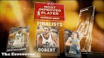 Inside The NBA - Most improved Player- Giannis,Jokic, Gobert - May 19, 2017