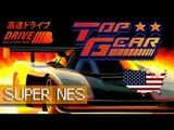 [Longplay 1/8] Top Gear (=USA=) - Super Nes (1080p 60fps)