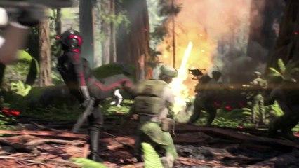 Imperial Soldier Trailer de Star Wars : Battlefront 2