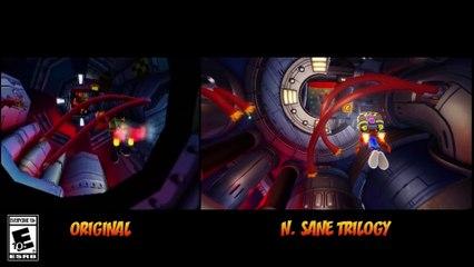 Rock It Transformation de Crash Bandicoot N.Sane Trilogy