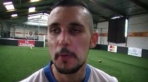 Finale Ligue JML - Romain FAVRE (Les Zouaves)