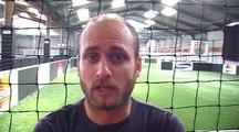 Finale Ligue JML - Anthony ESPARZA (gérant Sun Set Soccer Mions)