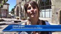 Hautes-Alpes : les Scènes ouvertes de danse dans les rues d'Embrun jusqu'à dimanche