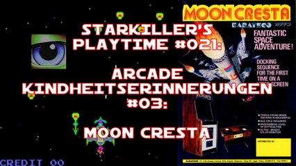 Moon Cresta (Arcade Kindheitserinnerungen #03) - starkiller's Playtime #021