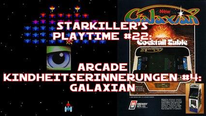 Galaxian (Arcade Kindheitserinnerungen #04) - starkiller's Playtime #022